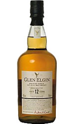 Glen Elgin - 12 Year Old 70cl Bottle