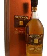 Glenmorangie - 18 Year Old 70cl Bottle