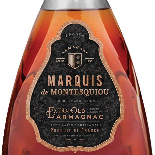 Marquis de Montesquiou - Extra Old 70cl Bottle
