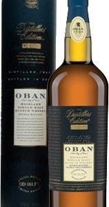 Oban - Distillers Edition 1999 70cl Bottle