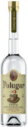 Polugar - No. 3 (Caraway) 70cl Bottle