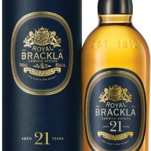 Royal Brackla - 21 Year Old 70cl Bottle