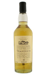 Teaninich - 10 Year Old Flora and Fauna 70cl Bottle