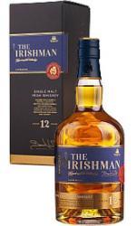 The Irishman - 12 Year Old Malt 70cl Bottle