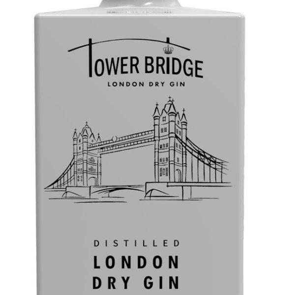 Tower Bridge - London Dry White 70cl Bottle
