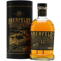 Aberfeldy - 12 Year Old 70cl Bottle