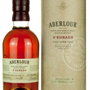Aberlour A'bunadh Batch 58