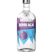 Absolut - Berri Acai 70cl Bottle