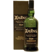 Ardbeg - 10 Year Old 70cl Bottle