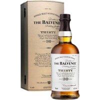 Balvenie Thirty 70cl Bottle