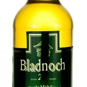 Bladnoch 20 Year Old Distillery Label