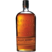 Bulleit - Bourbon Frontier Whiskey 70cl Bottle