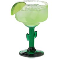 Cactus Margarita Glasses 12.5oz / 355ml (Set of 4)
