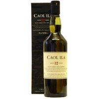 Caol Ila - 12 Year Old 70cl Bottle