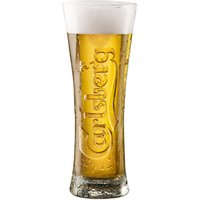 Carlsberg Reward Tall Half Pint Glasses CE 10oz / 280ml (Set of 4)