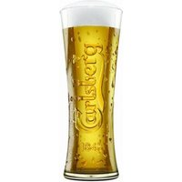 Carlsberg Reward Tall Pint Glasses CE 20oz / 568ml (Case of 24)