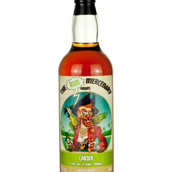 Caroni 19 Year Old 1998 The Rum Mercenary
