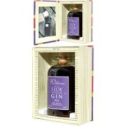 Chase Distillery - Sloe & Mulberry Gin Book Box 50cl Bottle