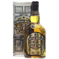 Chivas Regal - 12 Year Old 70cl Bottle