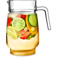 City Glass Jug 58oz / 1.65ltr (Case of 12)
