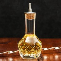 Diamond-Cut Bitters Bottle 3.2oz / 90ml (Case of 6)