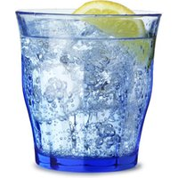 Duralex Picardie Marine Blue Tumblers 10.9oz / 310ml (Pack of 4)