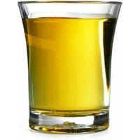 Econ Polystyrene Shot Glasses CE 0.9oz / 25ml (Case of 100)