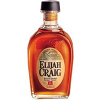 Elijah Craig - 12 Year Old Small Batch 70cl Bottle
