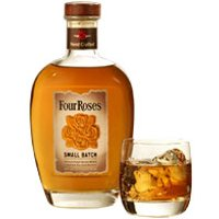 Four Roses - Small Batch 45% 70cl Bottle