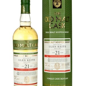 Glen Keith 21 Year Old 1995 Old Malt Cask