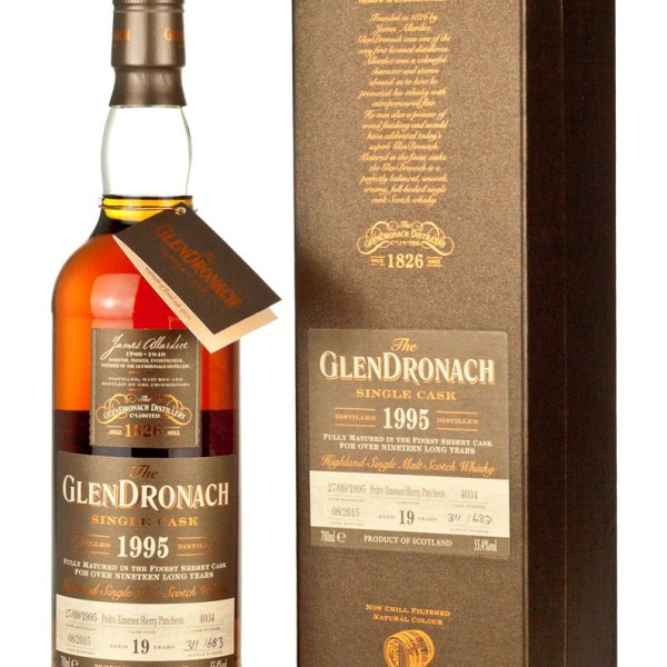 Glendronach 19 Year Old 1995 Batch 12