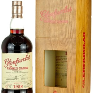 Glenfarclas 1958 Family Casks Release A13
