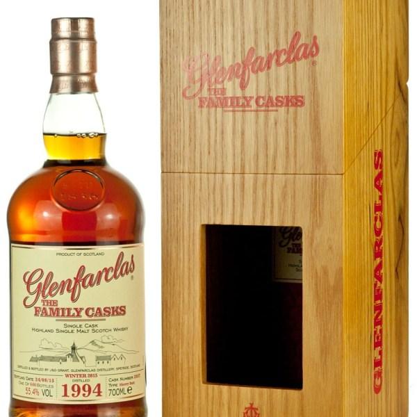 Glenfarclas 1994 Family Casks Release W15