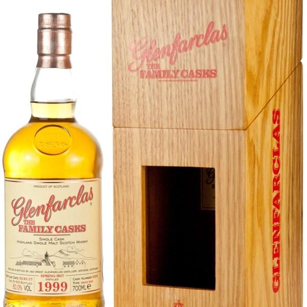 Glenfarclas 1999 Family Casks Release SP17