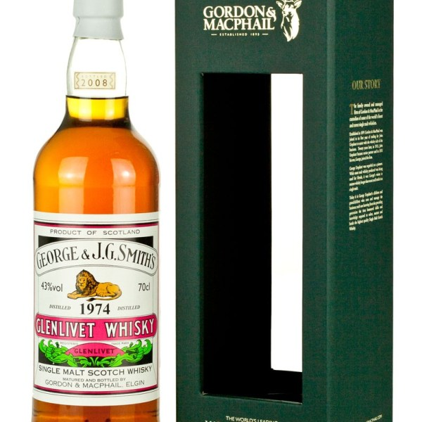 Glenlivet 1974 Smith's (2008)
