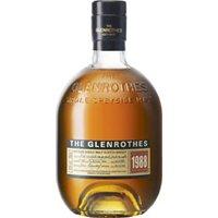 Glenrothes - 1988 Bottled 2014 70cl Bottle