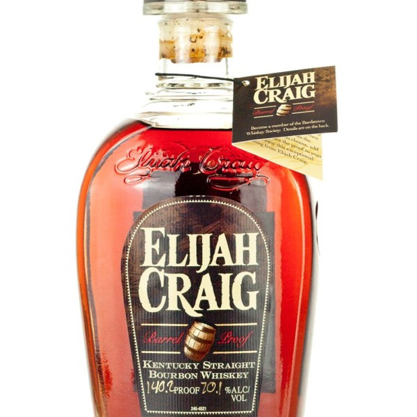 Heaven Hill Elijah Craig Barrel Proof 140.2