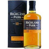 Highland Park - 12 Year Old 70cl Bottle