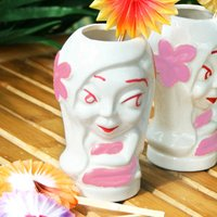 Hula Girl Tiki Mug 9oz / 265ml (Case of 24)