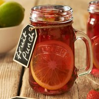 Kilner Handled Drinking Jar 14oz / 400ml (Case of 12)