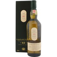 Lagavulin - 12 Year Old Cask Strength 70cl Bottle