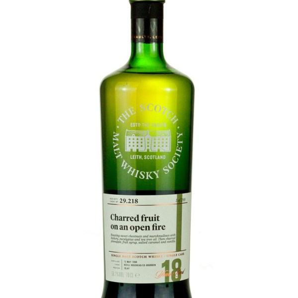 Laphroaig 18 Year Old 1998 SMWS