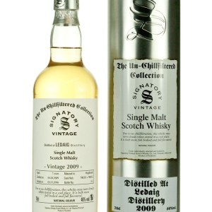 Ledaig (Tobermory) 7 Year Old 2009 Un-Chillfiltered
