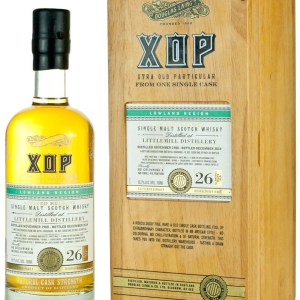 Littlemill 26 Year Old 1988 Xtra Old Particular