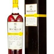 Macallan Elchies Cask Selection 2012