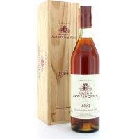 Marquis de Montesquiou - Armagnac 1960 70cl Bottle