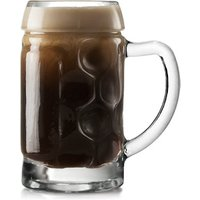 Mini Stein Glass 1.6oz / 45ml (Set of 4)