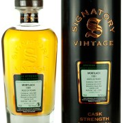 Mortlach 24 Year Old 1991 Signatory Cask Strength