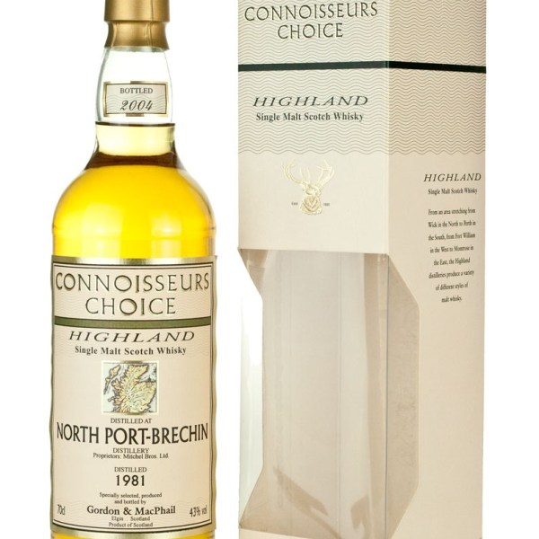 North-Port Brechin 1981 Connoisseurs Choice (2004)