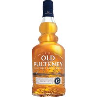 Old Pulteney - 12 Year Old 70cl Bottle